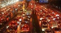北京拥堵多重原因导致