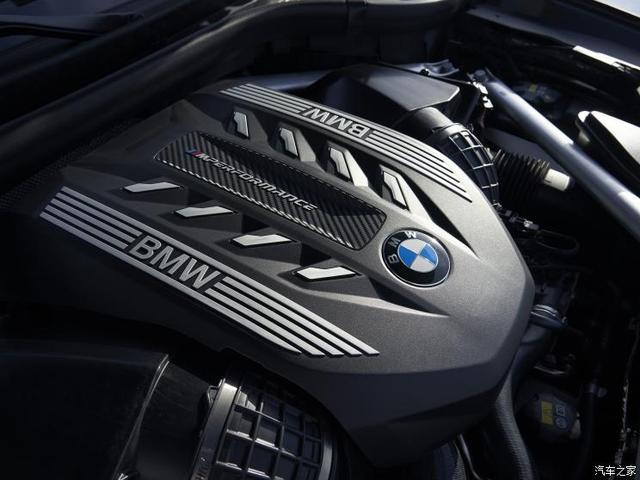 宝马(进口) 宝马X6 2020款 M50i
