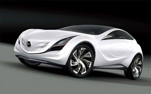 马自达计划推CX-5 基于Kazamai概念车