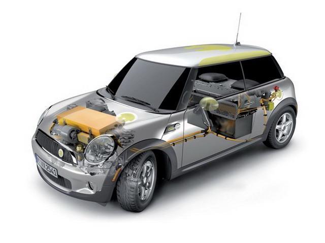 与宝马同动力 纯电动MINI将表态法兰克福车展