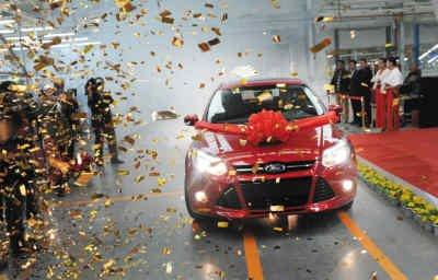 """长安福特连推两款车型""""猛攻""""SUV市场"""