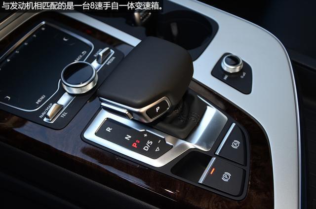 全新奥迪Q7购车手册 推荐两排量入门款