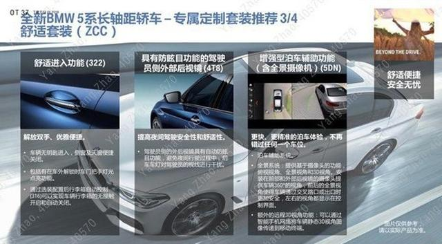 新款宝马5系有望9月上市 配置有增有减
