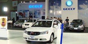 吉利升级产品 海外市场受追捧