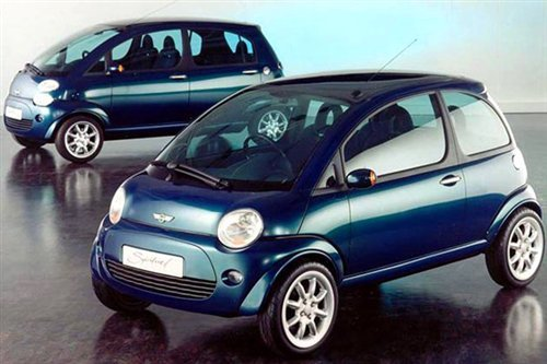 两座/前置前驱 MINI将推全新入门级车型