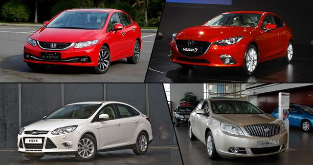 四款运动型紧凑级车型推荐 追求驾驶乐趣