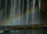 隐约的彩虹好美