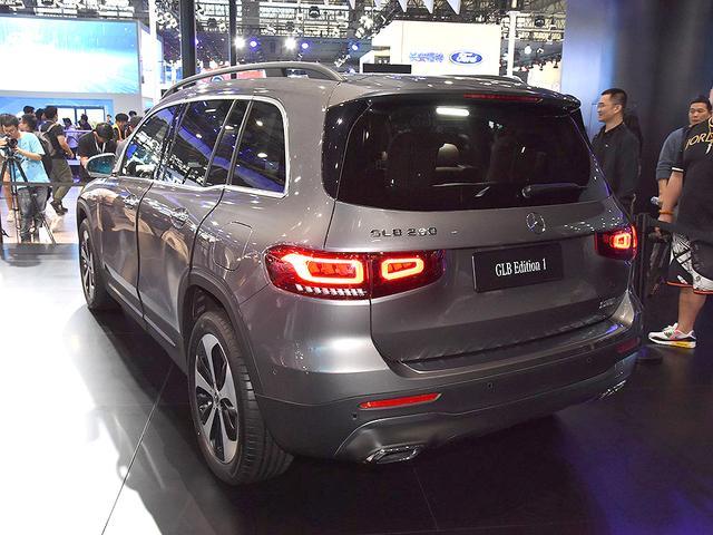 新车来了:硬派SUV小鲜肉 北京疾驰GLB全解析