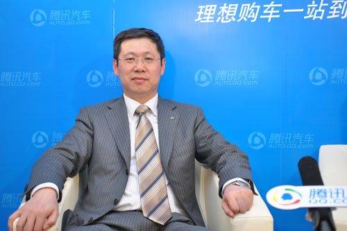 胡汉杰:一汽吉林销售网年内覆盖90%地级市