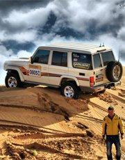 我们一起去征服沙漠