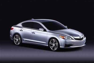 Acura将推两款新车 轿车ILX和SUV车型RDX