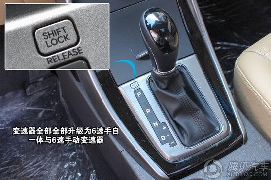 东风日产新轩逸购车手册 推荐CVT豪华版
