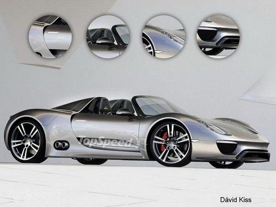 日前,海外媒体曝光了保时捷未来的新产品计划,其中包括了全新保时捷Cayman、改款Panamera、保时捷Macan、918 Spyder、新卡宴Coupe以及保时捷Pajun