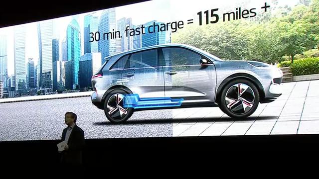 起亚发布Niro电动概念车 2025年前推16款新能源车
