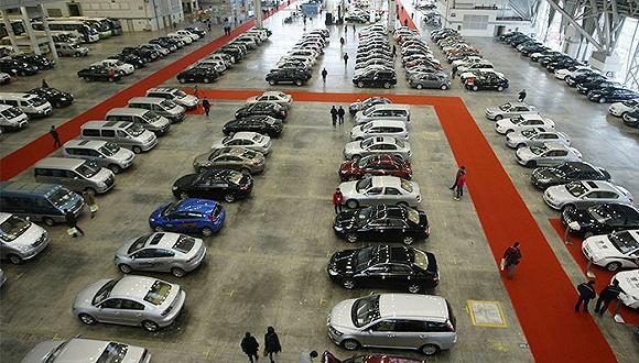 3月汽车经销商库存预警指数达61.9% 再超警戒线