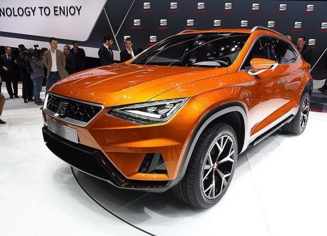 西雅特将推Coupe造型SUV 有望2020年亮相