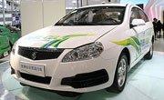 志翔燃料电池车