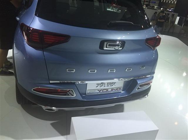 或广州车展上市 曝不雅致Model Young SUV设置