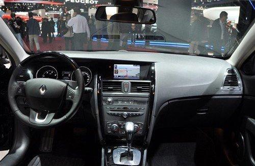 雷诺8款车将亮相广州车展 纬度亚洲首发