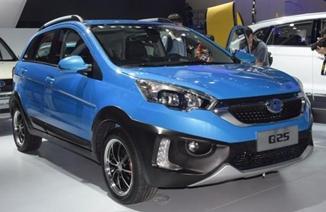 昌河2016年将推7款新车 Q25率先上市