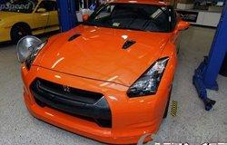 AMS Performance改装日产GT-R
