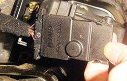 电子油门加速器 POLO 安装作业