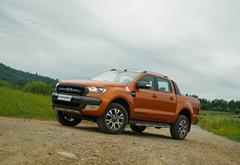 从工具到生活方式 试驾福特Ranger Wildtrak