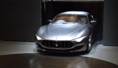 玛莎拉蒂Alfieri最新信息 外观与概念车一致