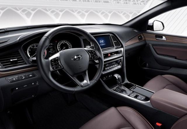 北京现代上海车展阵容 新款索纳塔/新SUV等