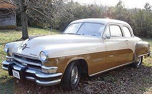 1951第六代Imperial 1948-1954