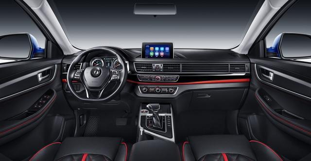 全新景逸X5 1.6L手动创享型上市 售8.39万