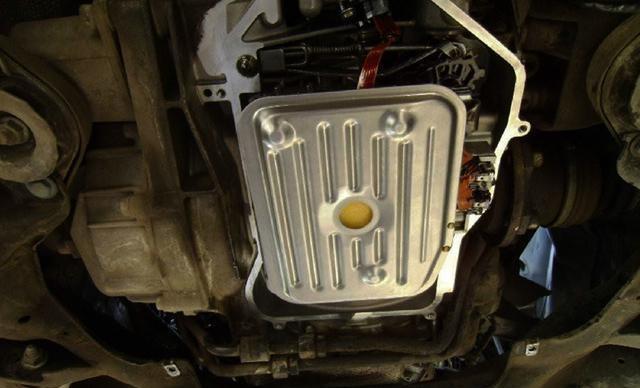 别只想着换机油 变速箱油同样也很重要!