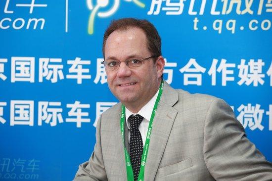 Richard:沃尔沃将保持原风格扩大在华市场