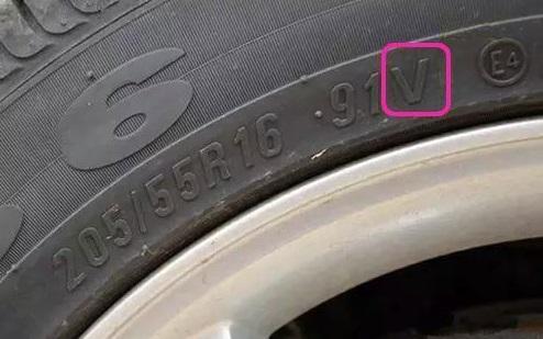 轮胎上字符存玄机!买轮胎不想被坑抓紧看