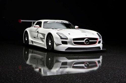 麻雀变凤凰 改装版奔驰SLS AMG GT3