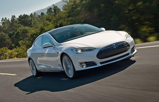 [海外车讯]特斯拉将推Model S性能版电动车