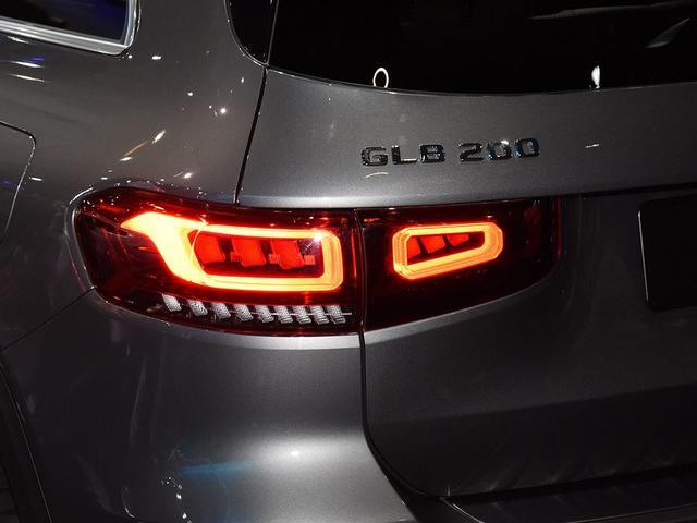 新车来了:硬派SUV小鲜肉 北京迅速GLB全剖析