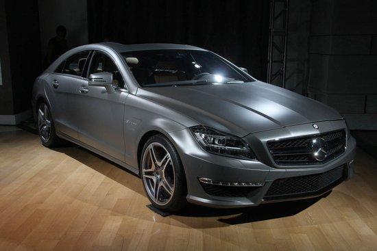 全新动力配置 奔驰换代CLS63 AMG正式发布