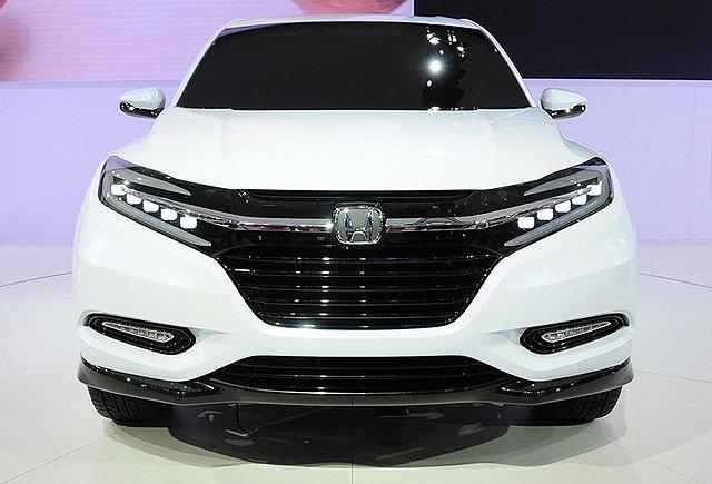 本田全新小型SUV概念车-广州车展重磅SUV新车解读 讴歌全新MDX领高清图片