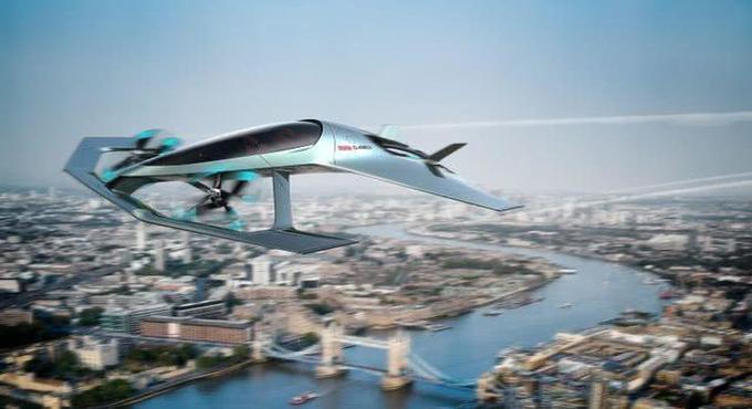 福特和密歇根大学联手研究飞行汽车效率 探讨未来可能性