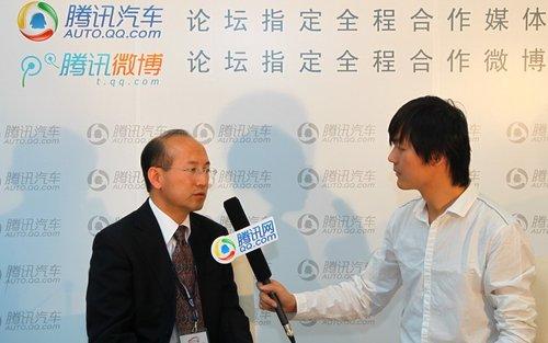 赵会:长安汽车致力于打造高性价比安全车
