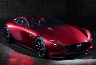 马自达RX-VISION概念车发布 搭载转子发动机