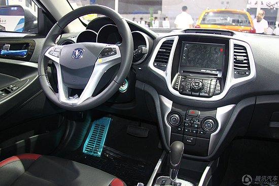[新车解析]长安致尚XT上市 售7.79万元起