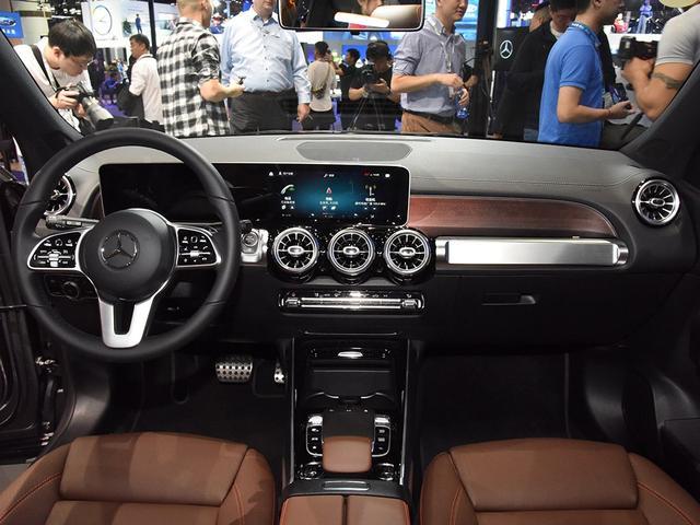 新车来了:硬派SUV小鲜肉 北京奔驰GLB全分解