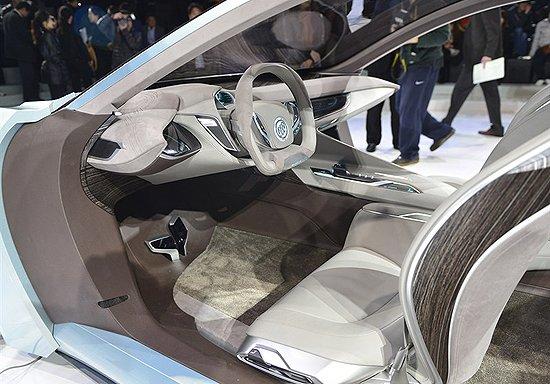 """[新车解析]别克Riviera""""未来""""概念车首发"""