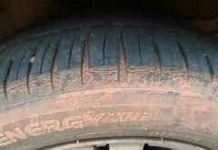 轮胎老化 不该换