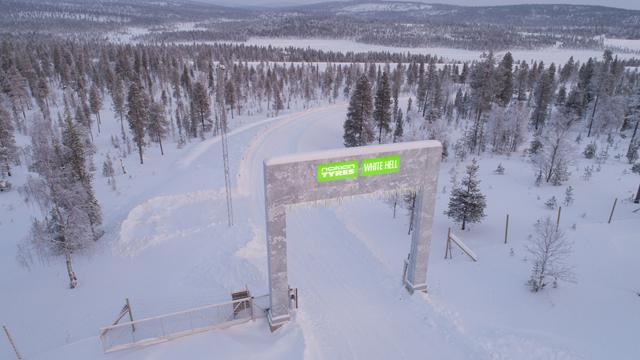 冰雪之旅 北极圈体验芬兰诺记全新冬季胎