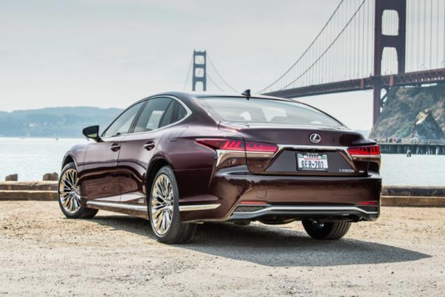 技术引领旗舰级豪华轿车新高度