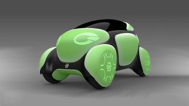 丰田合成公司观点车Flesby II 将亮相东京车展