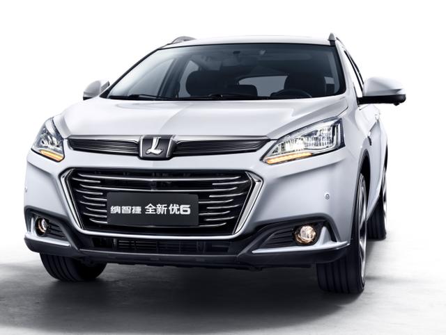 全新优6架设载1.6T发宗机 将于上海车展上市